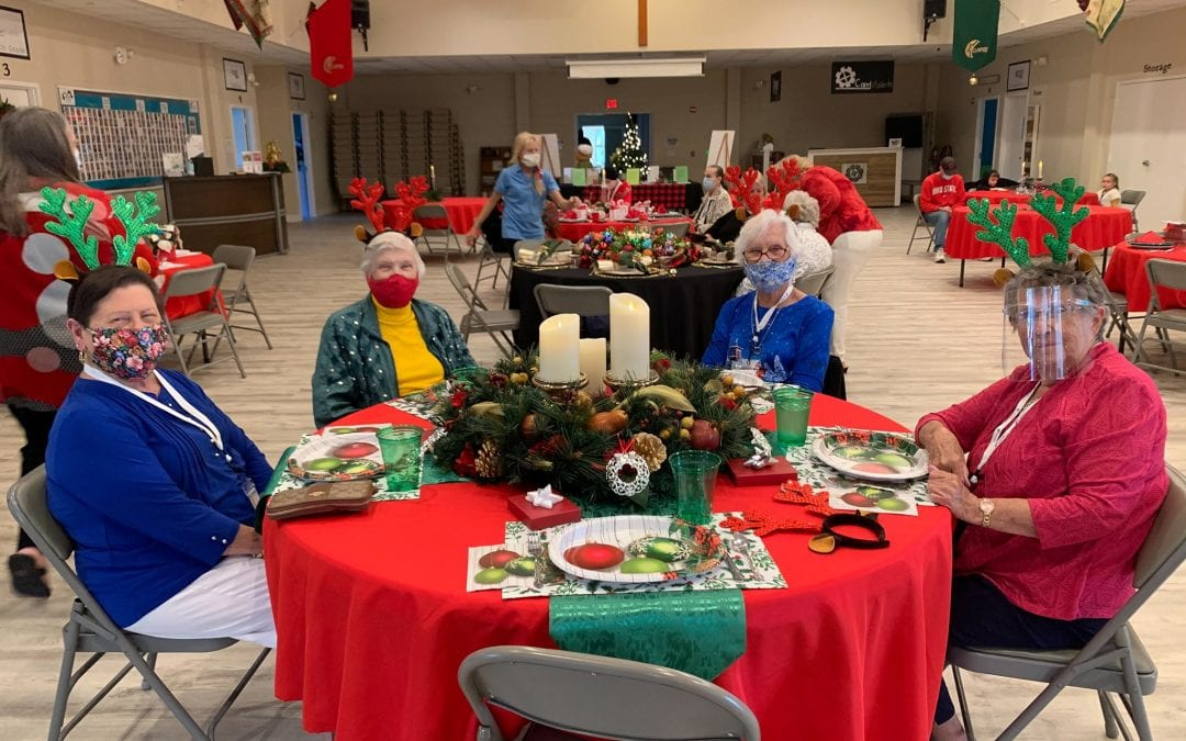 Phillips Ministry: Christmas Dinner